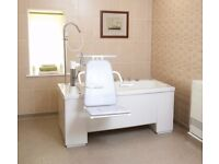Height Adjustable Assist 'Gainsborough Ascot' Bath. Used but very good condition.