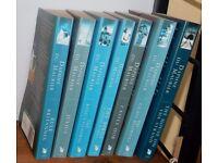 Daphne du Maurier paperbacks - 7 books