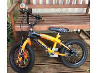 """12"""" bmx style bike GONE PENDING COLLECTION"""