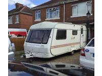 1995 coachman 4 berth caravan