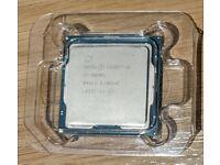 Intel i5 9600k CPU processor desktop gaming perfect working order