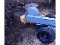 Stump Grinding From £80