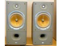 Bowers And Wilkins (B&W) DM602 S3 Speakers - pair