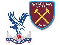 Catering staff for Crystal palace stadium (Ongoing)