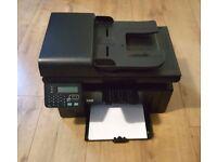 HP Laserjet M1212NF printer-copier-scanner