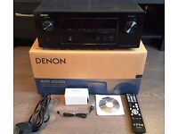 Denon X2000 7.1 Ch, AirPlay, 3D, 4K, Mint Condition