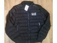Armani puffa jacket