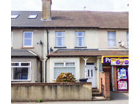 FOR SALE - 3 BED MIDDLE TERRACE HOUSE - HEDGE PLACE ROAD, GREENHITHE GP: £275,000 - £290,000