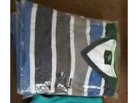 Mens large and xlarge stripey jumpers