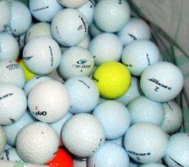 50 mixed golf balls [some with pen marking] wilson top flight dunlop pinnacle etc etc £10