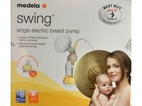 Medela Electric Breast Pump.