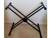 Quiklok Keyboard Stand With Adjustable Hight, Not Had Much Use