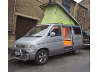 Mazda Bongo camper with full side conversion, 11 months MOT,