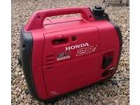 Honda eu20i Generator. THE best.