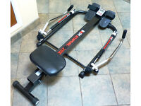 Body Sculpture 2300 Hydraulic Cylinder Rowing Machine