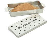 Landmann Selection Smoker Box, Stainless Steel