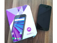Motorola Moto G (3rd Gen) Mobile Phone Unlocked