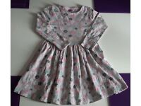 ☆ F&F 5-6 years floral dress ☆