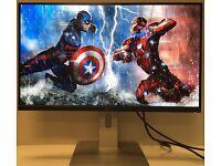 Dell U2715H monitor 2K