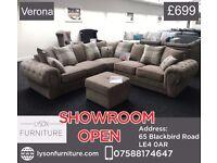 Brand NEW Furniture - Big Range of Large Corner Sofas, Sofa Sets, Sofa-Beds and Armchairs