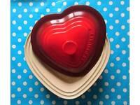 Le Creuset Heart Casserole Dish