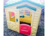 Little Tikes Playhouse :)