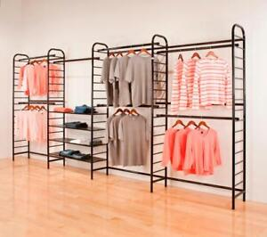 LADDER STYLE STORE DISPLAYS