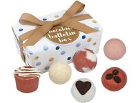 Bomb Cosmetics Chocolate Handmade Bath Melts ☆FAST & FREE NEXT DAY DELIVERY☆