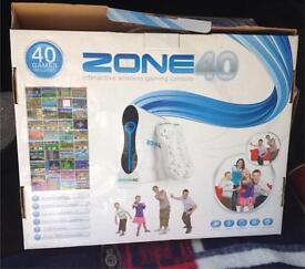 Zone 40 Game Console