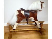 Rocking Horse- Mamas and Papas Skewbald Pony