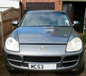 Porsche Cayenne 4.5 S Tiptronic Spares or Repair 4wd 340bhp 150mph
