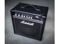Bass Amp 15W Marshall MB15