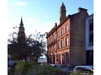 Two Bedroom Flat in Listed Building in Greenock's Historic Centre