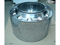 Recycled Washing Machine Drum Fire Pit, Wood burner Patio Heater, Camping Fire