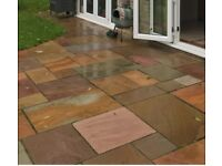 Indian Stone artificial Driveway fencing Patios services gardening landscape block paving Decking