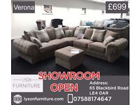 Brand NEW Furniture - Big Range of Large Corner Sofas, Sofa Sets, Sofa-Beds and Armchairs