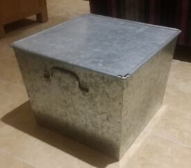 ***IKEA Metal Container with lid***