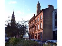 Two Bedroom Flat Within Historic Building - Greenock Town Centre