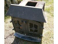 Old woodburner / multifuel spares/repair free