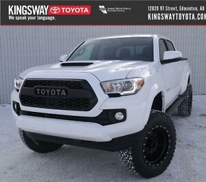2016 Toyota Tacoma CUSTOMIZED TRD Sport!!