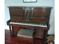 Welmar piano (by Blüthner)