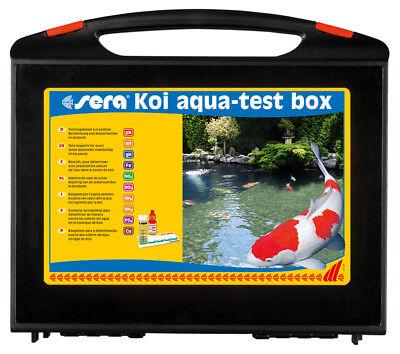 Sera Koi Aqua-Test Box,