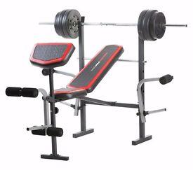 Weider pro 256 weight bench