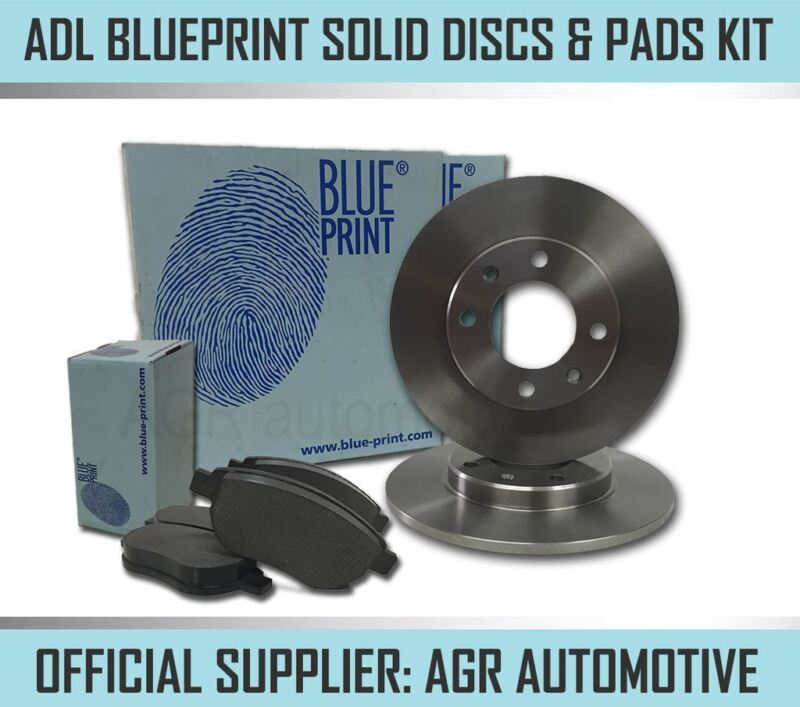 BLUEPRINT REAR DISCS AND PADS 291mm FOR LEXUS IS220D 2.2 TD 2005-11