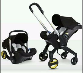 Doona full travel system all extras. Great condition. 250