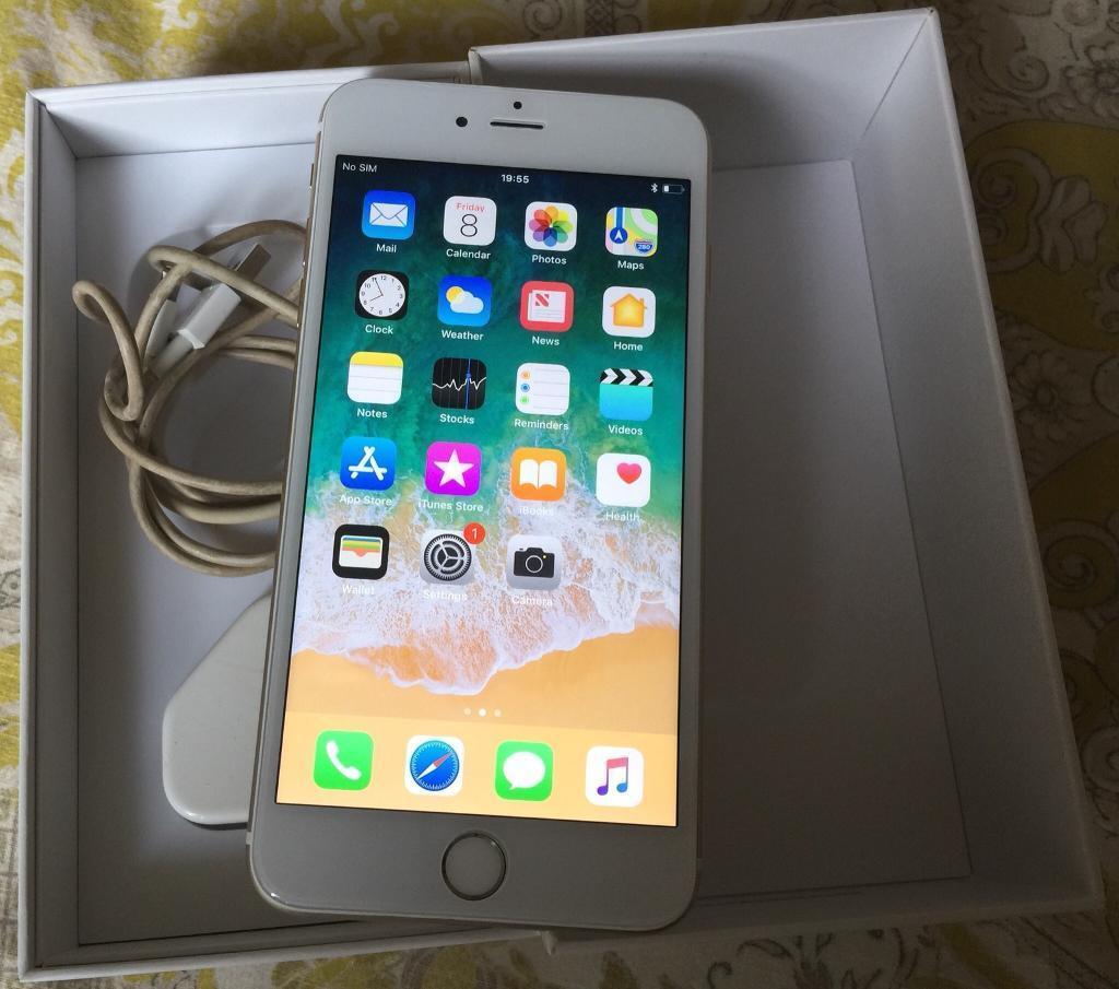 Iphone 6 Plus 16gb Unlocked Boxed In Southside Glasgow Gumtree