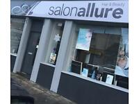 Hair Stylist required for busy Airdrie Salon