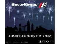 Event Security | 4th & 5th of November Fireworks