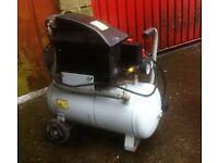 25L Air Compressor FREE DELIVERY Garage Tools Mechanic DIY Workshop Spray Paint Wheels Impact Driver