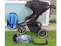 Phil & Teds Navigator Double Buggy / Pushchair